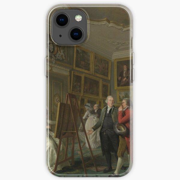 Adriaan De Lelie - The Art Gallery Of Jan Gildemeester Jansz, 1795 iPhone Soft Case