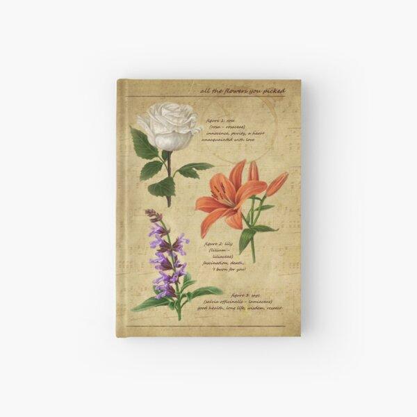 Alle Blumen, die Sie gepflückt haben - Botanische Studien Notizbuch