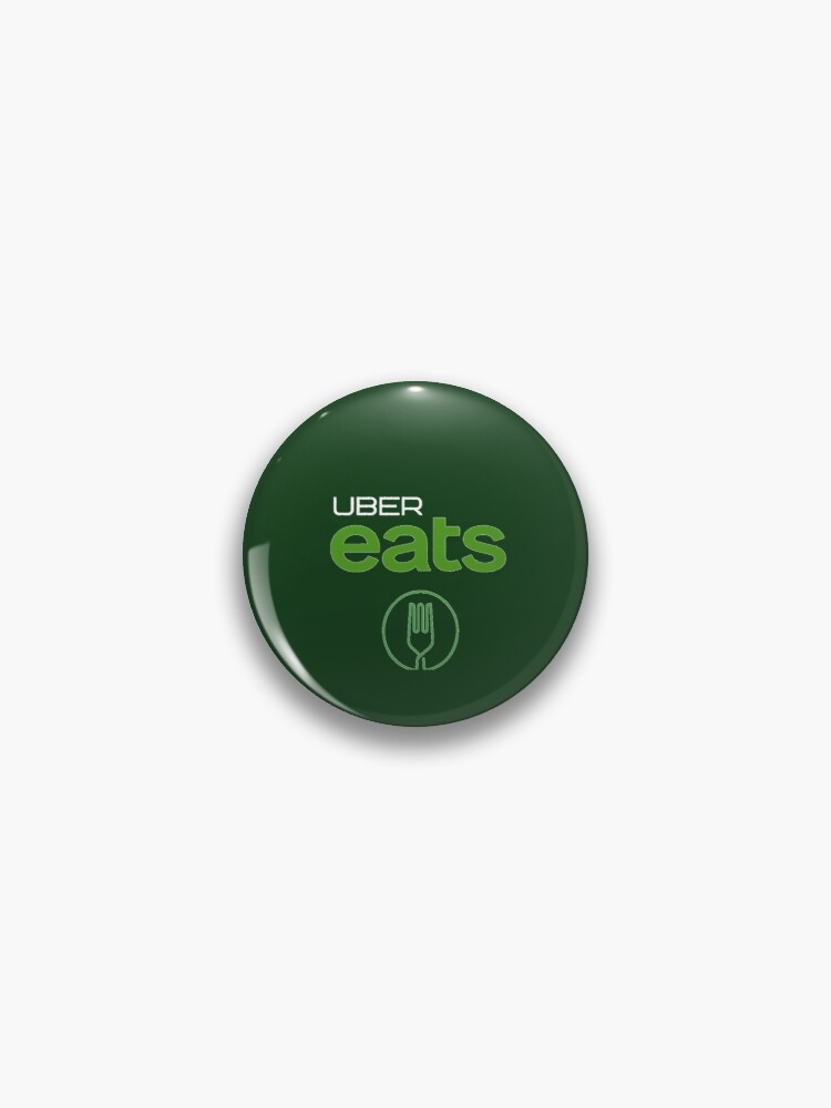 Uber Eats Logo Pin By Chavin Redbubble Uber eats was introduced as uber fresh in 2014, but in a few months the name of the service was changed and the first logo was created. uber eats logo pin by chavin redbubble