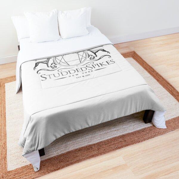 Studdedspikes by Djamee™ Silver Seal Comforter