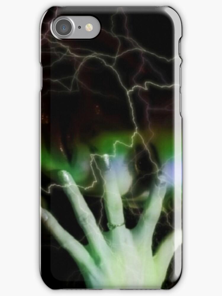 Flash girl green iphone by bravomodels