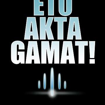 ETO AKTA GAMAT by Coemlyn