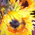 Sunflowers by Ruth S Harris