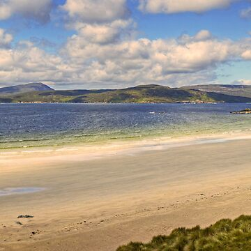 Balnakeil Bay, Scotland by VoluntaryRanger