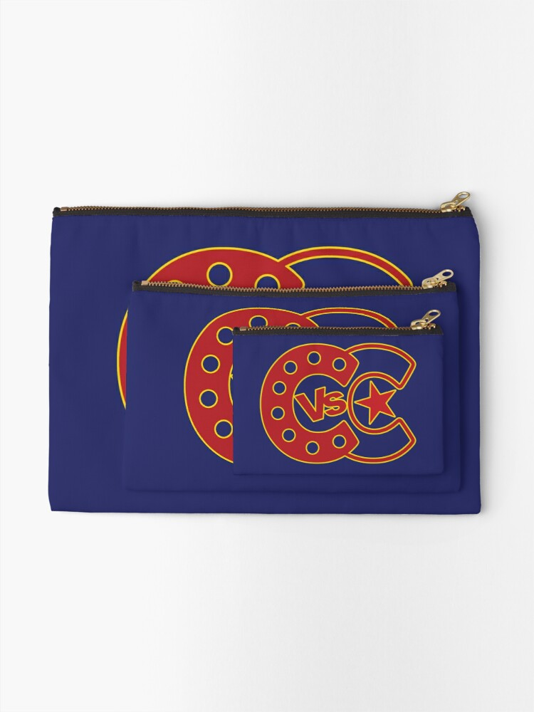 Alternate view of Cabaret vs Cancer - Kara Zipper Pouch