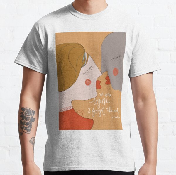 we were together digital art poster Classic T-Shirt