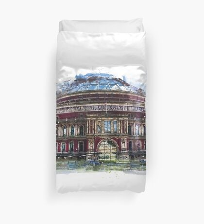 Royal Albert Hall - London Duvet Cover