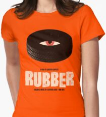 Rubber - A Film by Quentin Dupieux  Women's Fitted T-Shirt