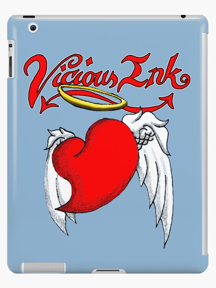 Angel Heart by TattooPaul
