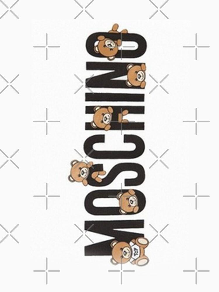 Cute Moschino by joexmartin