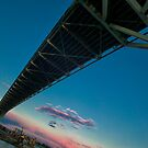 Fremont Sky One by Dragomir Vukovic