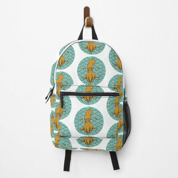 Squid Backpack