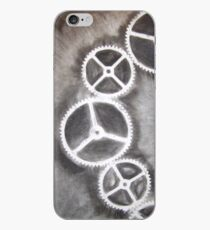 Charcoal Gears iPhone Case