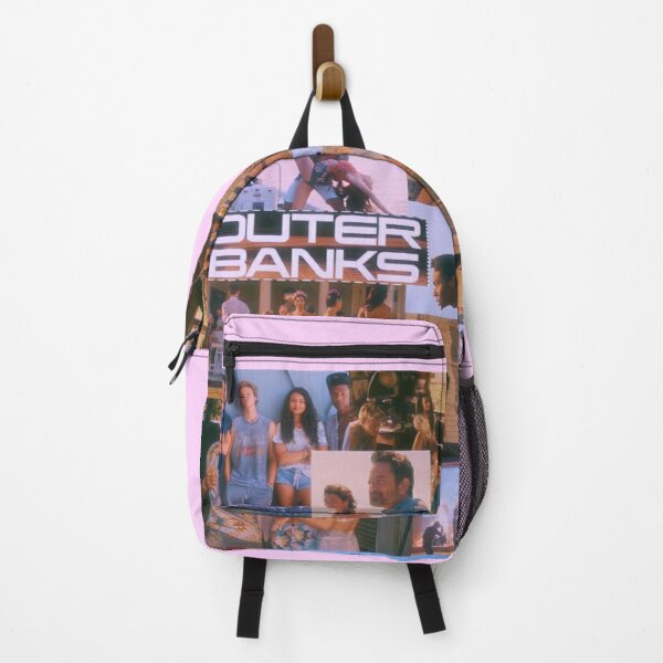 Aesthetic Summer-Outer Banks Collage fanart Backpack