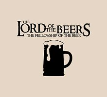 Lord of the Beers - Fellowship of the Beer Unisex T-Shirt