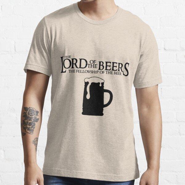 Seigneur des bières - Communauté de la bière T-shirt essentiel