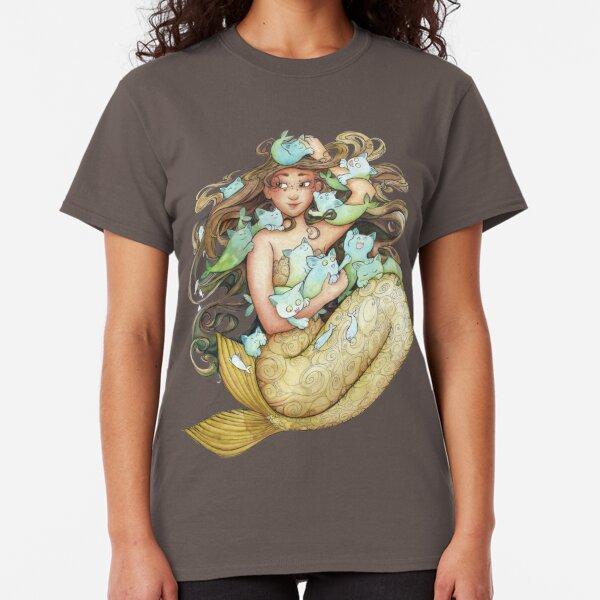 Mer Kittens Classic T-Shirt