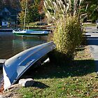 Boat At Rest by patti4glory