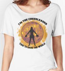 Cheerleader Women's Relaxed Fit T-Shirt