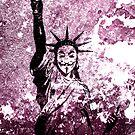 Occupy New York by GraphicMonkey