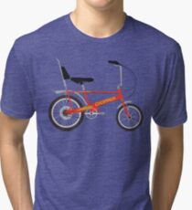 Chopper Bike Tri-blend T-Shirt