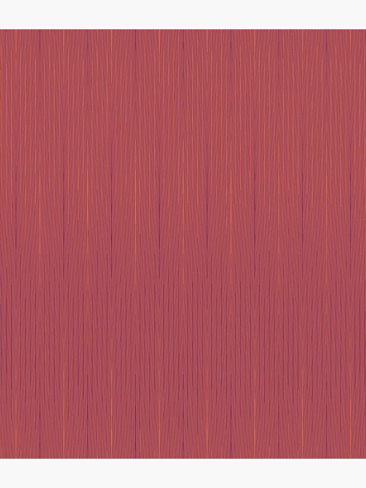Small red stripes by m-rzeszotarska