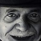 old man by azatyeman