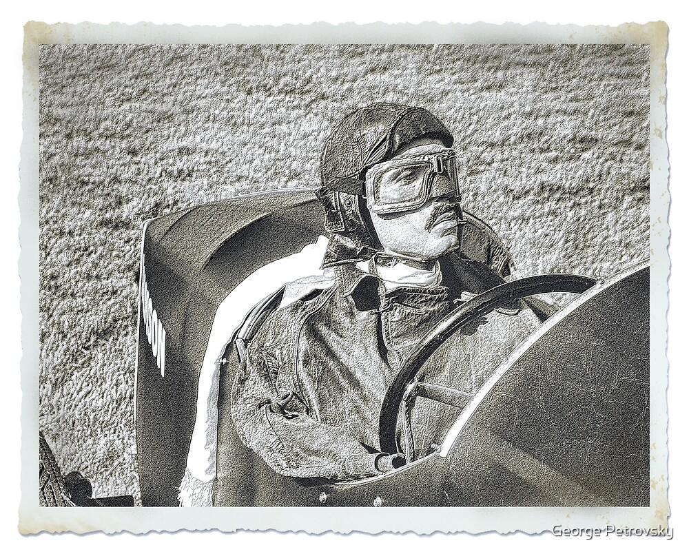 Grand Prix Hero by George Petrovsky