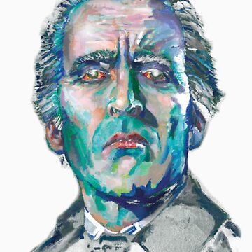 The Count - Christopher Lee by AshleyThorpe