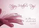 Happy Mother's Day / Proverbs 31 (Card) by Tracy Friesen