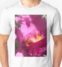 Burning Orchid Unisex T-Shirt