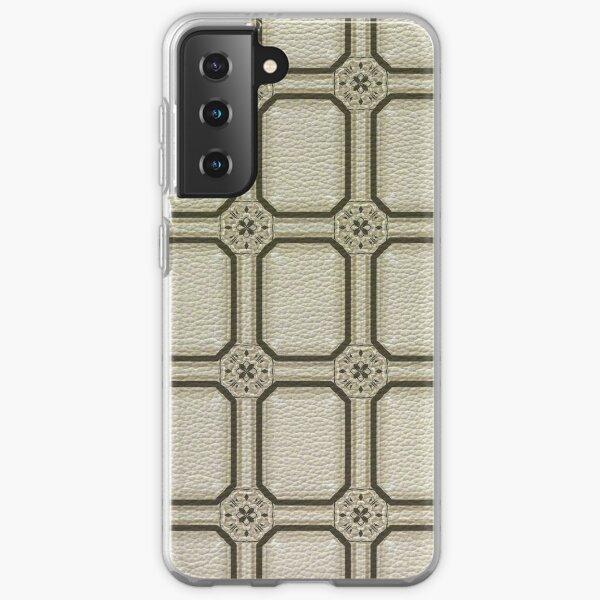 Victorian Conblock (2) Samsung Galaxy Soft Case