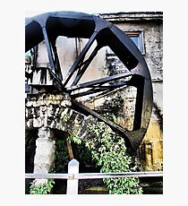 Watermill Photographic Print