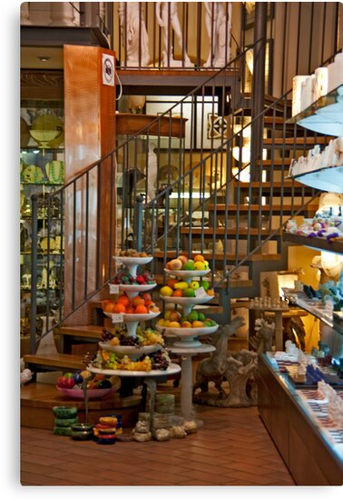 Alabaster Shop by phil decocco