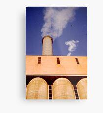 Power plant Metal Print