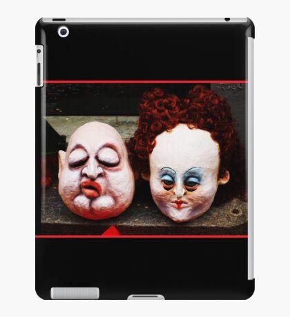 An Odd Couple VRS2 iPad Case/Skin