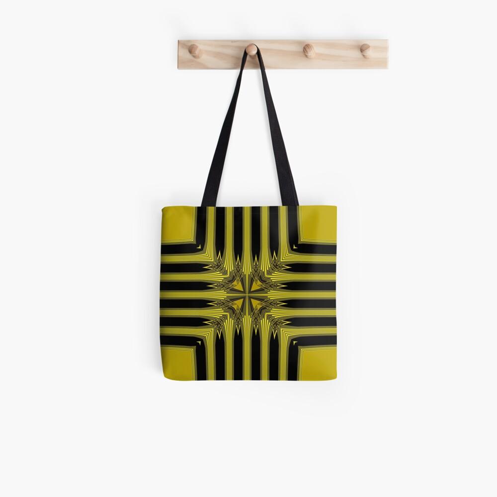 Golden Shield (2) Tote Bag