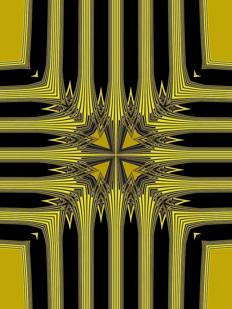 Golden Shield (2) by vkdezine