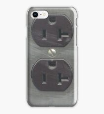 Outlet Case iPhone Case/Skin