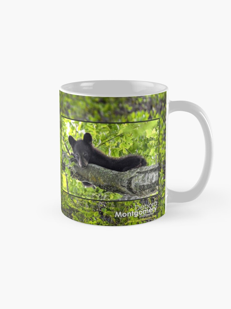 Alternate view of Out Scouting by Debora Montgomery Mug