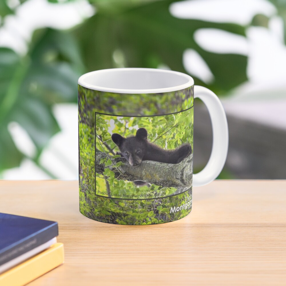 Out Scouting by Debora Montgomery Mug