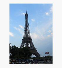 Eiffel Tower 3 Photographic Print