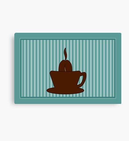 Coffee Cup VRS2 Canvas Print