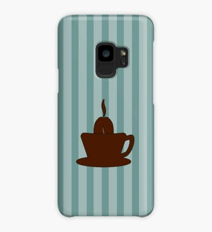 Coffee Cup VRS2 Case/Skin for Samsung Galaxy