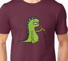 Hungry Dinosaur Unisex T-Shirt