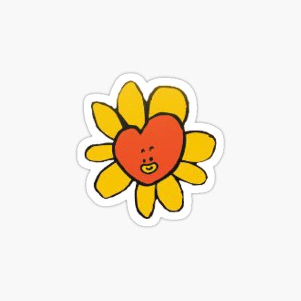 BT21 FLOWER Series Tata Sticker