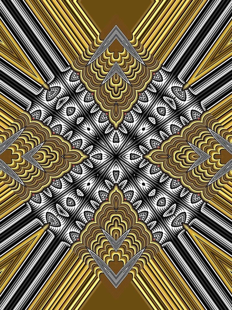 Exotic Crochet (2) by vkdezine