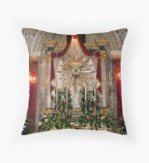 The Holy Sepulchre Throw Pillow