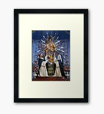 Our Lady of Pompeii Framed Print