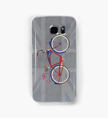 British Bicycle Samsung Galaxy Case/Skin